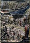 Blake's illustration of Dante's Inferno