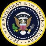 US President Seal